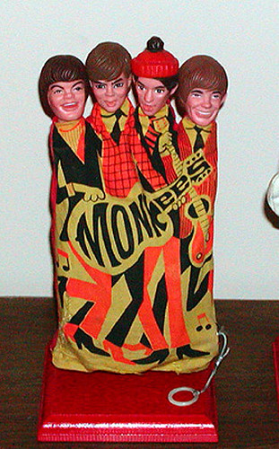 Monkees Puppet