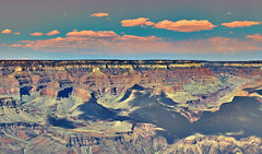 Grand Canyon experiments