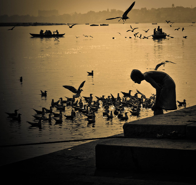 Ganges Morning...