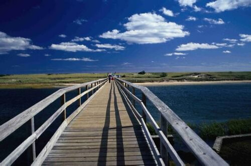 Footbridge beach ogunquit me flickr photo sharing for Public fishing spots near me