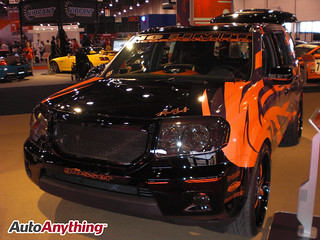SEMA 2008 -  Hot Paint Jobs (4)