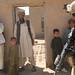 Afghan-ISAF Patrol Through Marjah