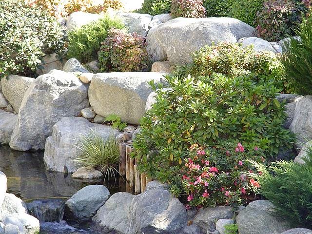 James Irvine Japanese Garden In Little Tokyo Explore