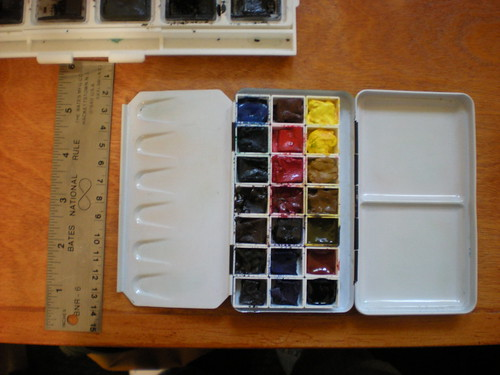 Kremer  watercolor box