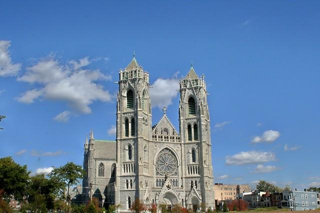 Sacred Heart Cathedral Newark NJ