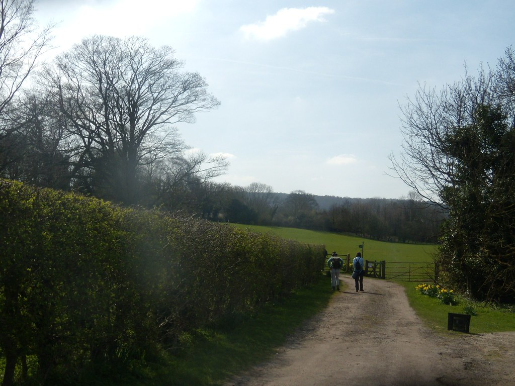 Open country Tring to Wendover