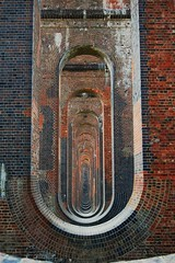 Underneath the arches - Ouse Valley Viaduct, Balcombe