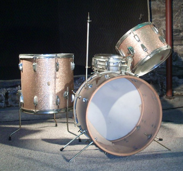 1965 Ludwig Drumset From Craigslist Flickr Photo Sharing