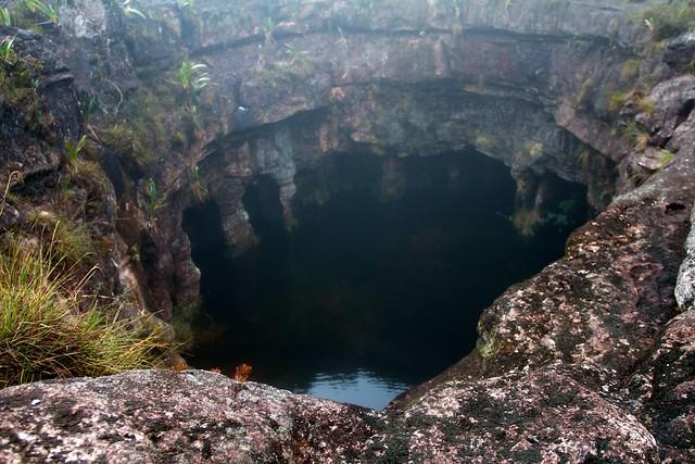 El Fosso in Mt. Roraima