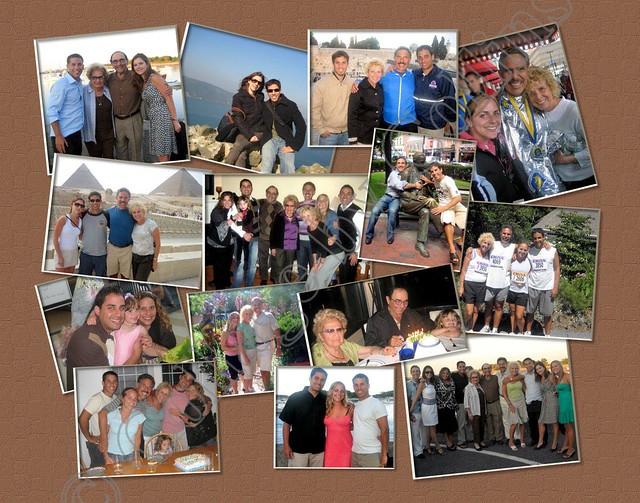 collage b custom designed multi photo collage sample examp