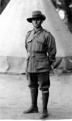 J Crowle Albert Crowle WW1