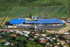 Inyange processing plant, Kigali