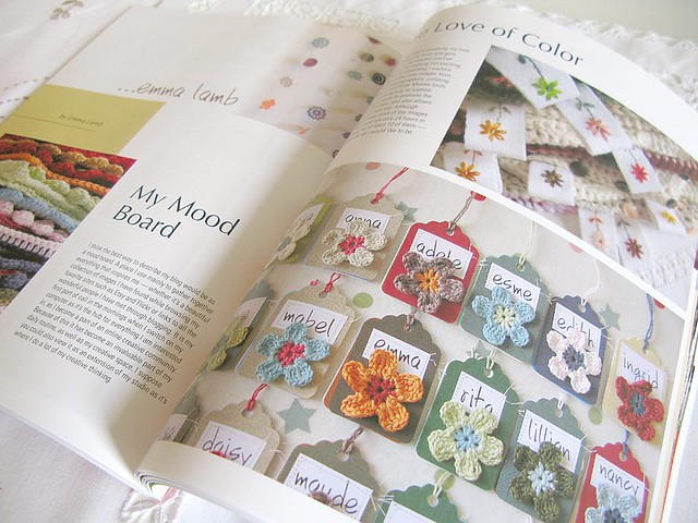 Exciting news, my blog has been featured in Artful Blogging! | Emma Lamb