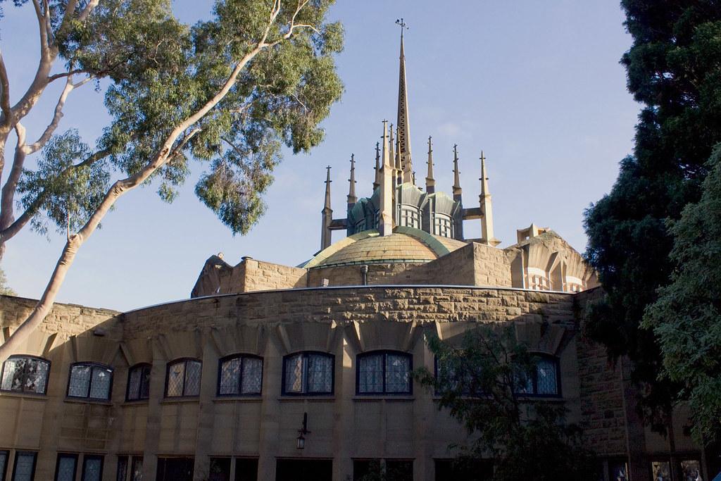 Newman College, Melbourne University, Melbourne Australia