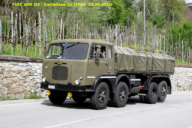 FIAT  690 N3  - A.I.T.E. by marvin 345