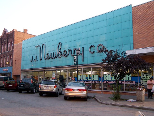 newberrys five and dime