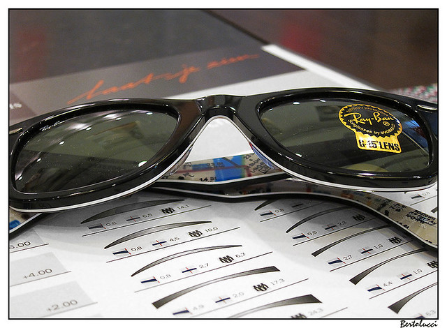 wayfarer zonnebril  de zonnebril