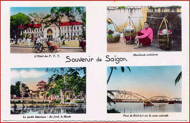 Souvenir de SAIGON (2)