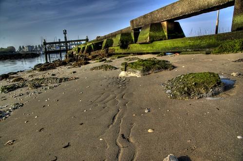 marina kamperland HDR