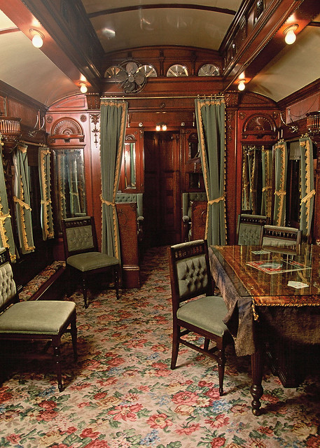 interior pullman private car flickr photo sharing. Black Bedroom Furniture Sets. Home Design Ideas