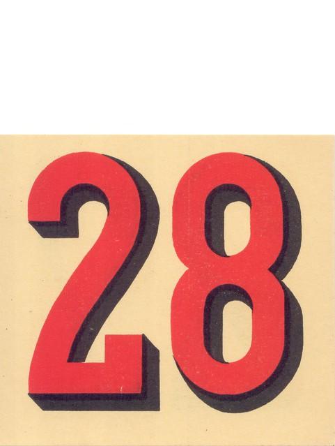 calendrier n28