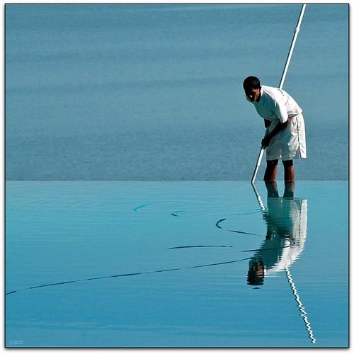 "blue portrait pool reflections piscina cisco srilanka riflessi ritratti polonnaruwa photographia ""photographia"" saariysqualitypictures bestcapturesaoi elitegalleryaoi artistoftheyearlevel4"