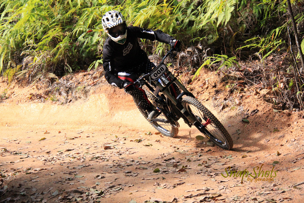 Racing Down the Dirt