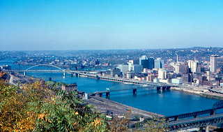 "Pittsburgh - ""Golden Triangle"" (1963)"