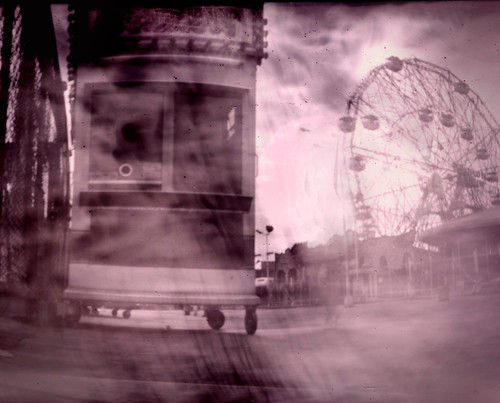 Wonder Wheel by Kylie alexis