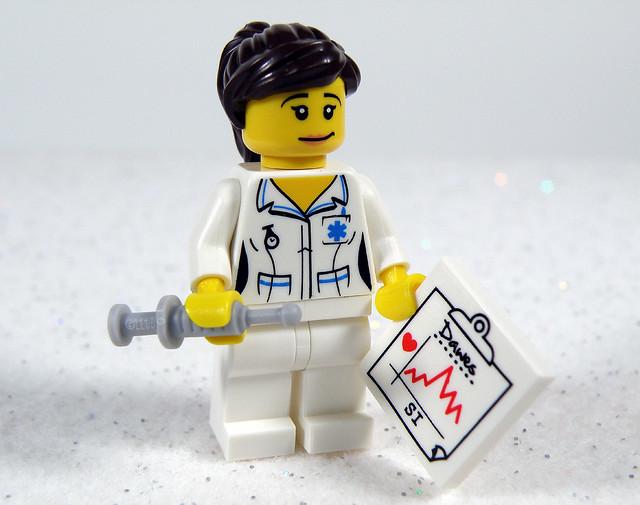 Image result for lego nurse