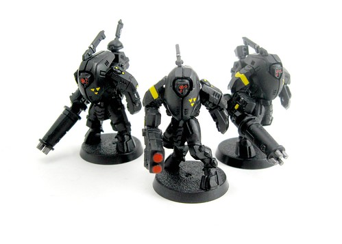 NBT Tau Stealth Suits