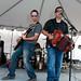 Travis Matte and the Kingpins at Lake Charles Downtown at Sundown, May 14, 2010
