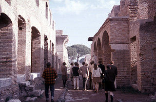Ostia, House of Diana (III)