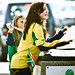 SA World Cup Gees* - even down to her nails