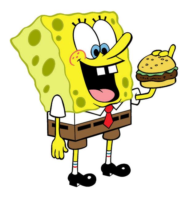 Sponge Bob Eating Doritos Colroing In: Flickr - Photo Sharing