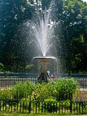 Patterson Park Fountain