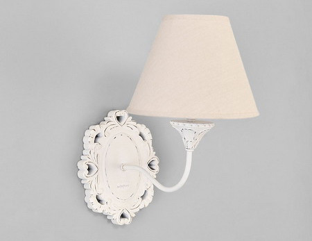 Piantana provenzale lampada country chic country chic lamp