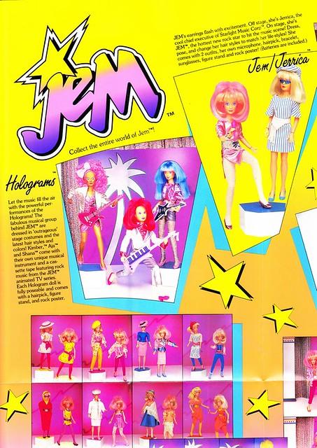 Jem et les Hologrammes (HASBRO) 1986 - 1987 5078324417_9f96b597d8_z