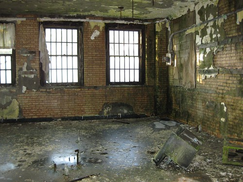 Lobotomy Room in Disrepair