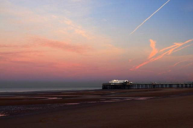 A Blackpool Dawn