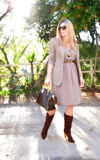 Fashionable clothing for different shaped and sized women