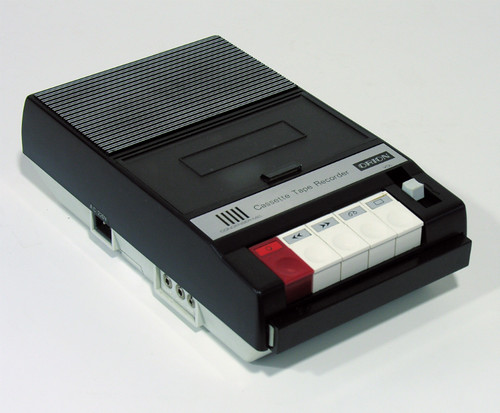 ORION cassette recorder