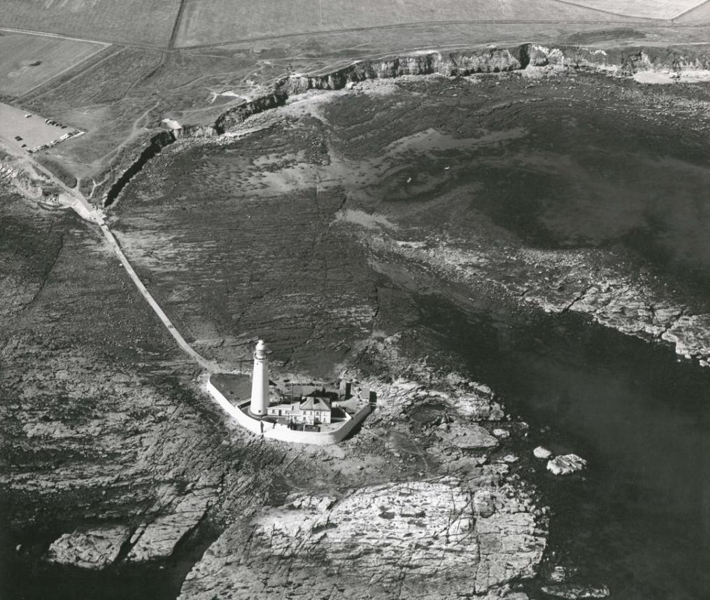 St Mary's Island 1972