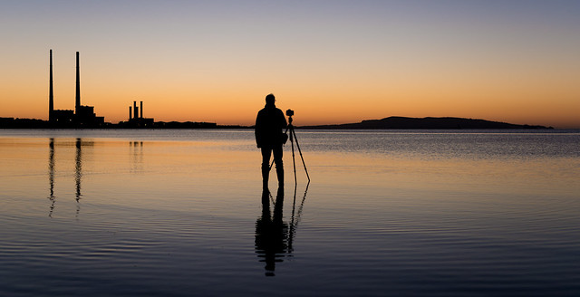 Shooting the Sunrise, Nikon D800, AF-S Nikkor 24-70mm f/2.8E ED VR