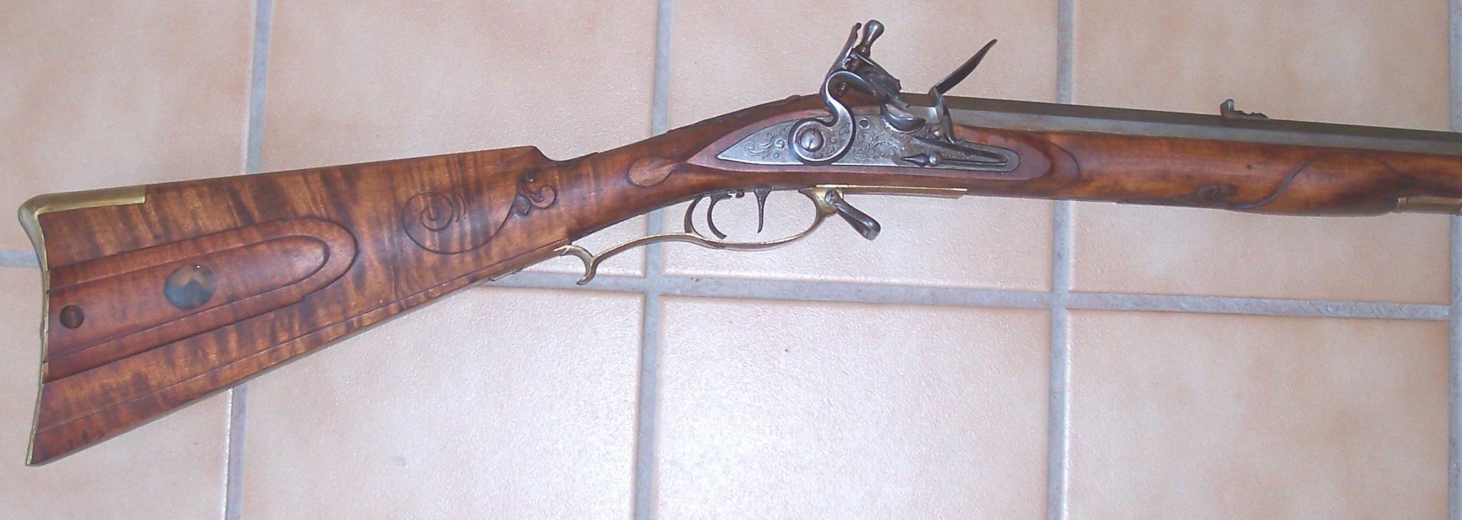 Primitive Weapon Rifle