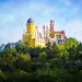 Pena National Palace In Sintra, Portugal by Trey Ratcliff
