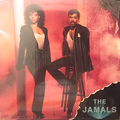 THE JAMALS:SIDE BY SIDE(JACKET A)
