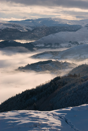 Misty Valleys