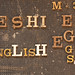 Desi + English Eggs by Meanest Indian