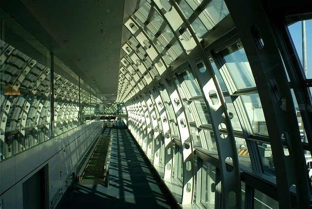 Haneda Airport Domestic Terminal (Tokyo International Airport)